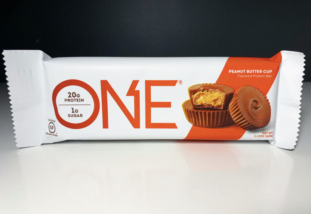 REVIEW ONE Bars All Flavors Updated W Peanut Butter Cup