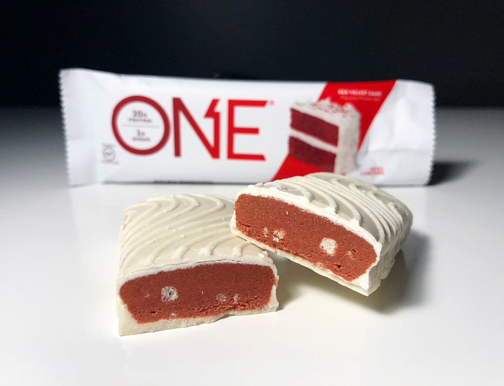 REVIEW: ONE Brands ONE Bars (All Flavors, updated with Red Velvet)
