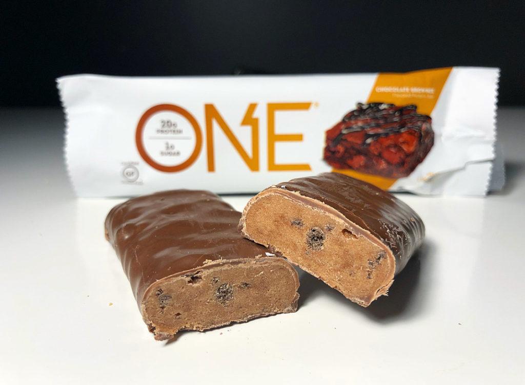 Chocolate Brownie ONE Bar