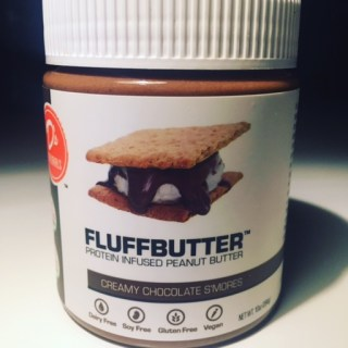 D's Naturals Creamy Chocolate S'mores Fluffbutter