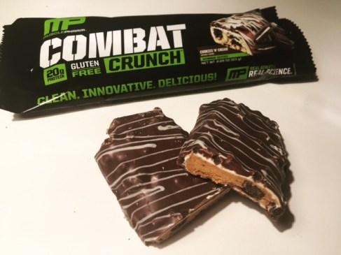 MusclePharm Combat Crunch Cookies & Cream
