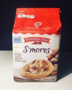 Pepperidge Farm S'mores Cookies