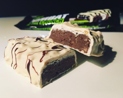 MusclePharm Combat Crunch Chocolate Coconut