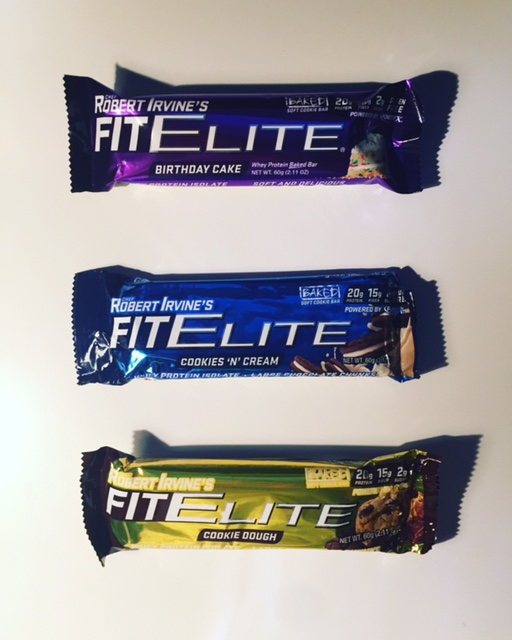 REVIEW X3 Chef Robert Irvines Fit Elite Birthday Cake E