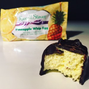 Russell Stover's Pineapple Whip Egg