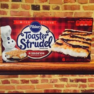 Pillsbury S'mores Toaster Strudel
