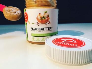 D's Naturals Salted Caramel Sundae Fluffbutter