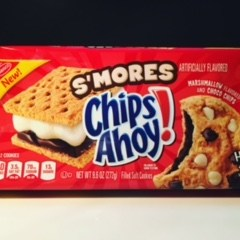 Nabisco S'mores Chips Ahoy!