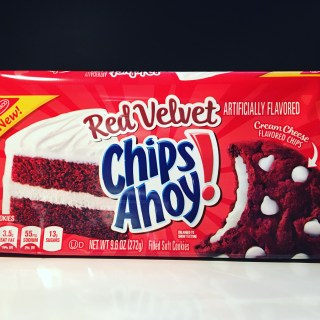 Nabisco Red Velvet Chips Ahoy!