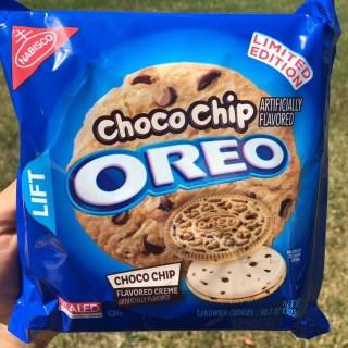 Nabisco Choco Chip Oreos