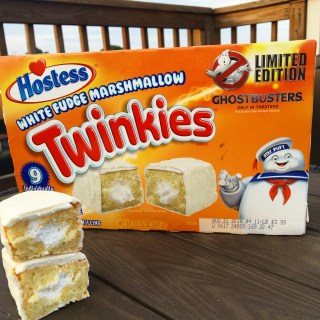 Hostess White Fudge Marshmallow Twinkies