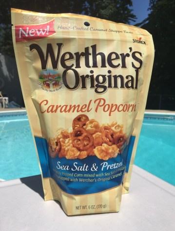 Werther's Original Caramel Popcorn (Sea Salt & Pretzel)