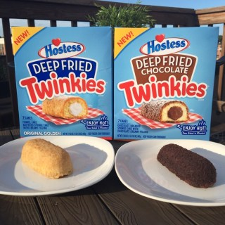 Hostess Deep Fried Twinkies