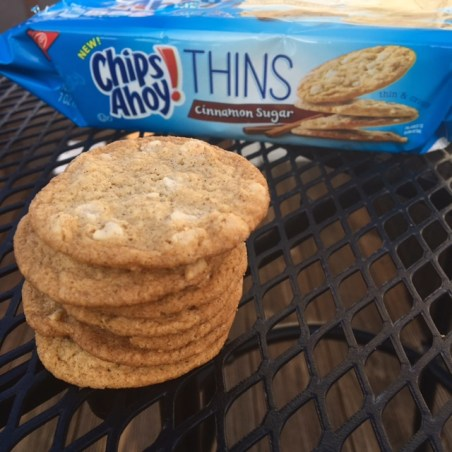 Chips Ahoy! Thins Cinnamon Sugar