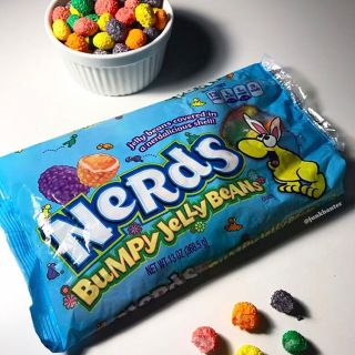 Nerds Bumpy Jelly Beans