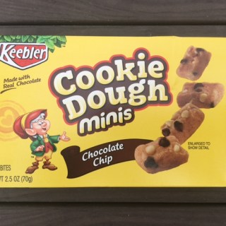 Keebler Cookie Dough Minis Chocolate Chip