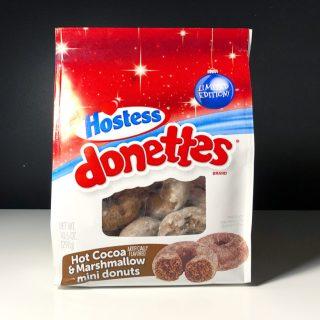 Hostess Hot Cocoa & Marshmallow Donettes