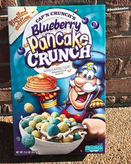 Cap'n Crunch's Blueberry Pancake Crunch