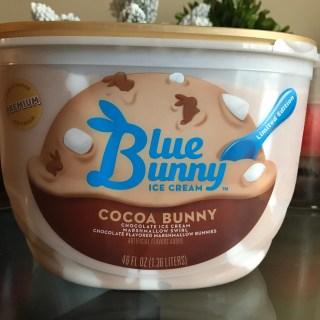 Blue Bunny Cocoa Bunny