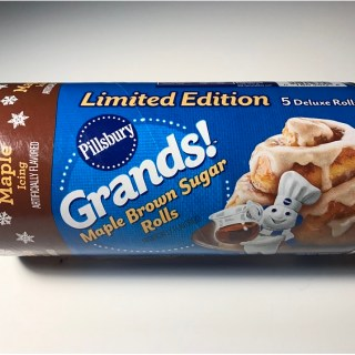 Pillsbury Grands! Maple Brown Sugar Rolls