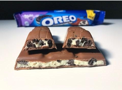 Milka Oreo Chocolate Candy Bars