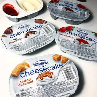 Philadelphia Cheesecake Cups