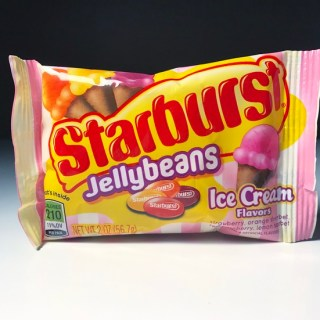 Starburst Jellybeans Ice Cream Flavors