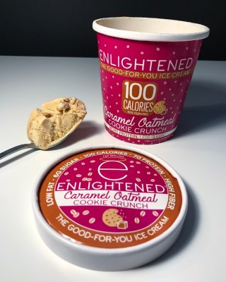 1 Caramel Oatmeal Cookie Crunch