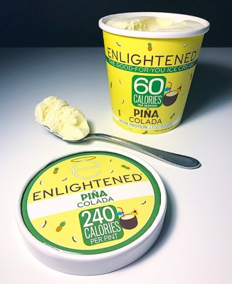 Pina Colada Enlightened