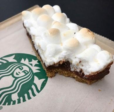 Starbucks S'mores Bar