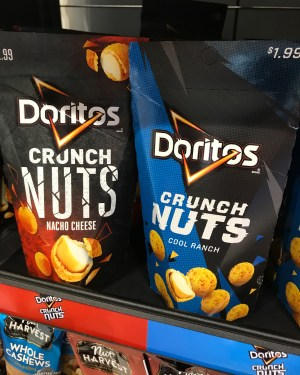 Doritos Crunch Nuts