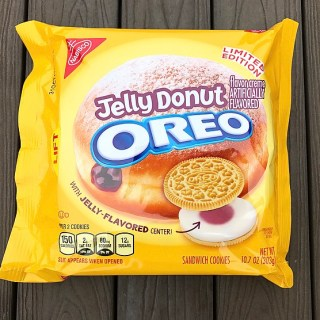 Nabisco Jelly Donut Oreos