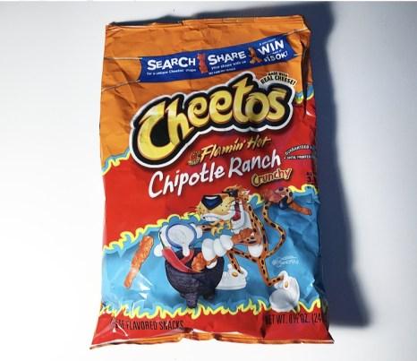Cheetos Flamin' Hot Chipotle Ranch