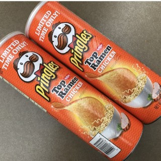 Top Ramen Chicken Pringles