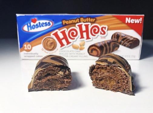 Hostess Peanut Butter HoHos
