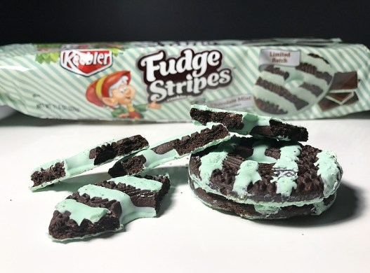 Keebler Dark Chocolate Mint Fudge Stripes