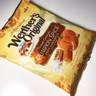 Wether's Original Pumpkin Spice Soft Caramels