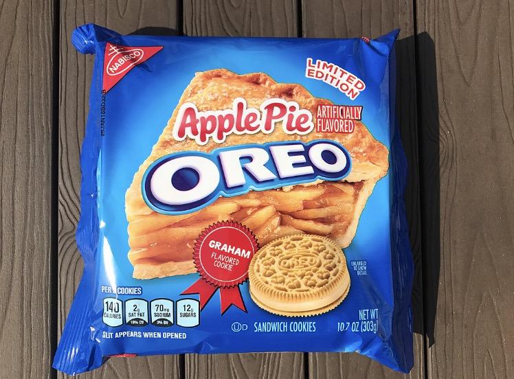 Nabisco Apple Pie Oreos