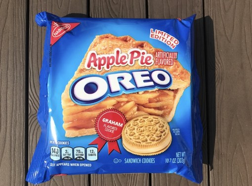 Nabisco Apple Pie Oreos