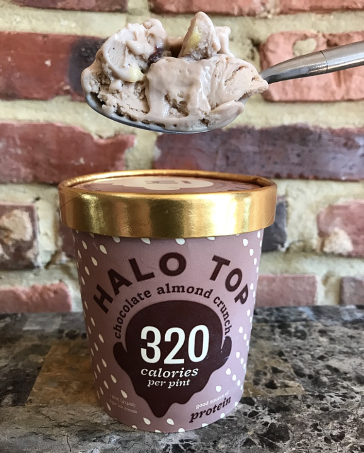 Chocolate Almond Crunch Halo Top
