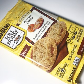 Nestle Toll House Pumpkin Cobbler Cookies