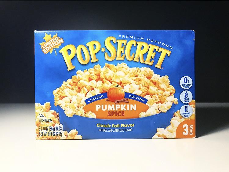 REVIEW: Pop Secret Pumpkin Spice Popcorn