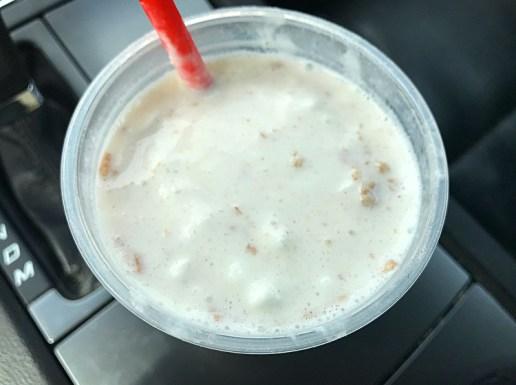Burger King's Cinnamon Toast Crunch Shake