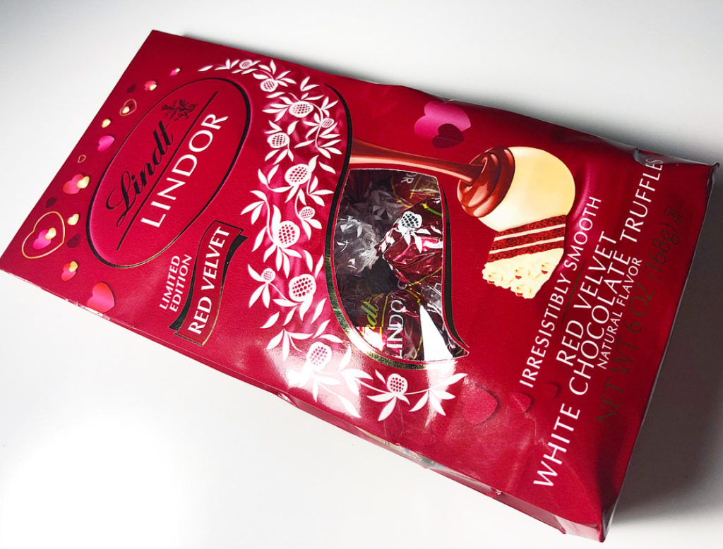 REVIEW: Lindt LINDOR Red Velvet Truffles