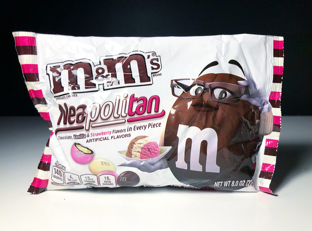 REVIEW: Neapolitan M&M's