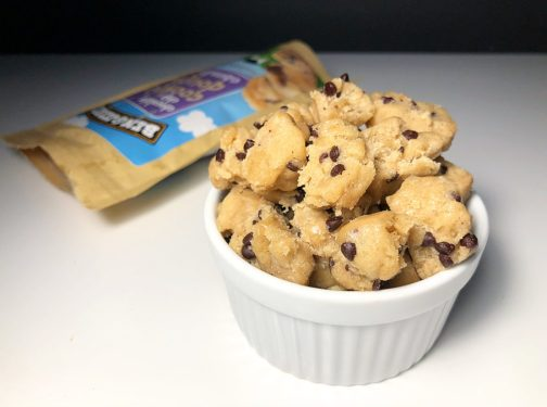 Ben & Jerry's Snackable Cookie Dough (Chocolate Chip)