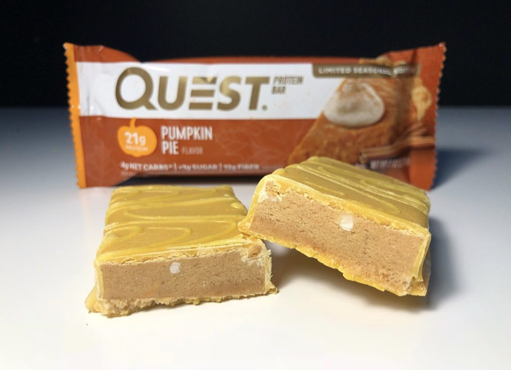 REVIEW: Quest Bars (Updated with Chocolate Glazed Doughnut) - Junk