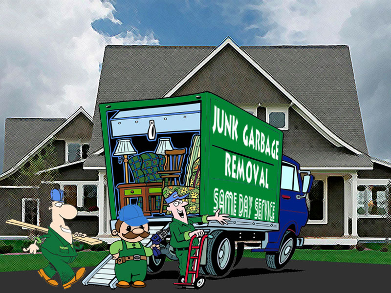Junk Removal Colleyville TX