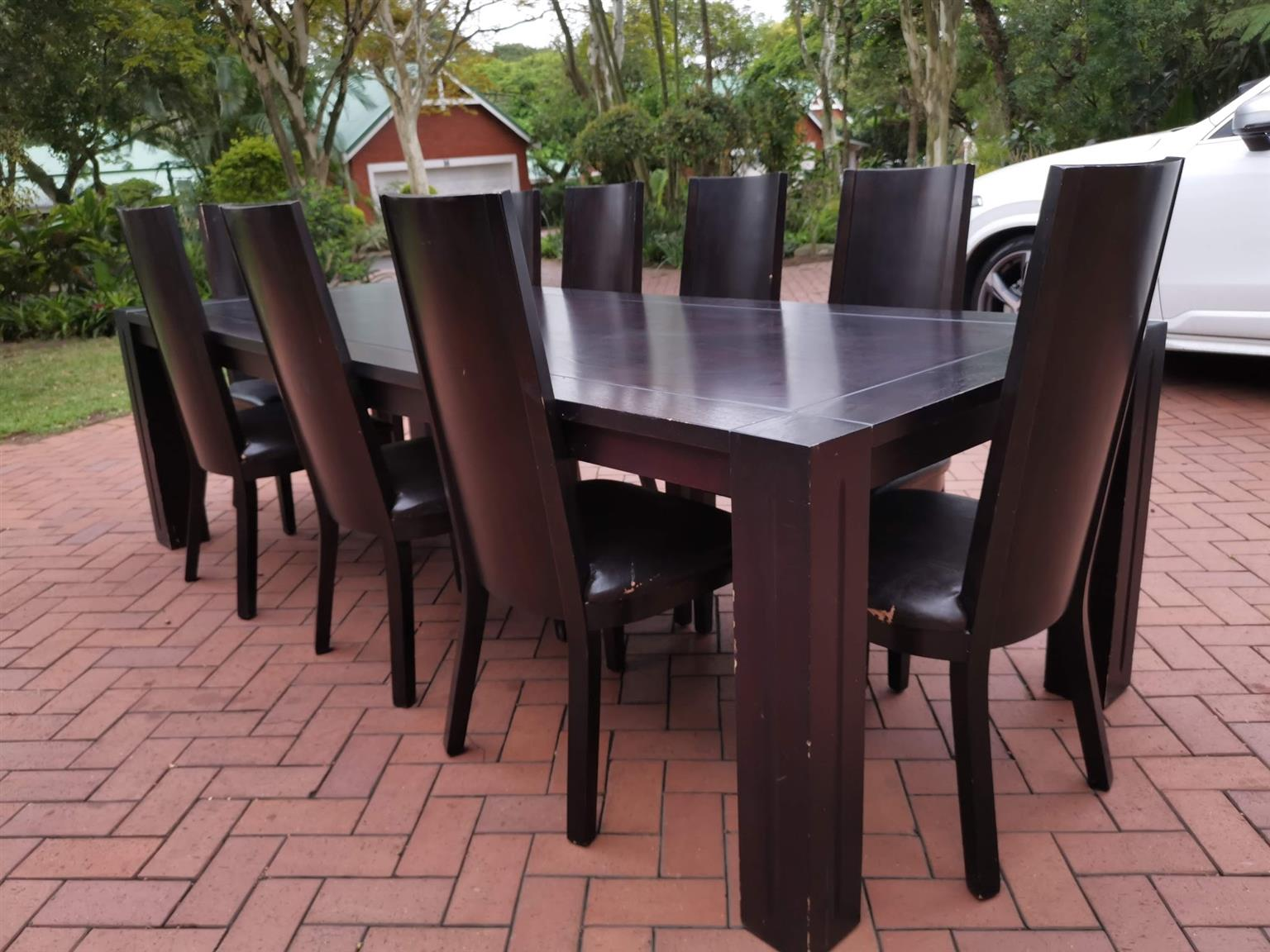 10 Seater Dining Room Table Junk Mail