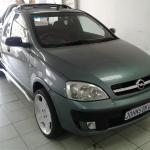 2010 Opel Corsa Utility Junk Mail